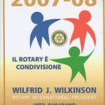 Rotary District 2120 Gov. Casarano