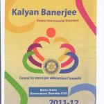 Rotary District 2120 Gov. Greco