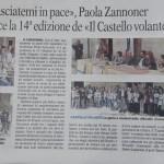 XIV Castello Volante Gazzetta