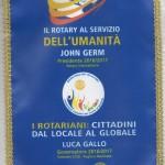 Rotary District 2120 Gov. Gallo