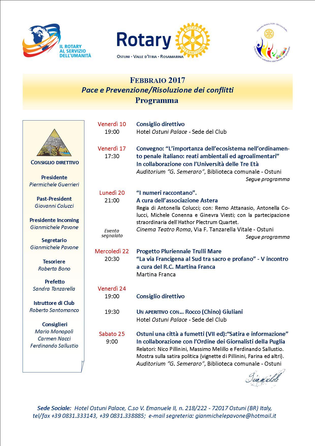 programma Feb17